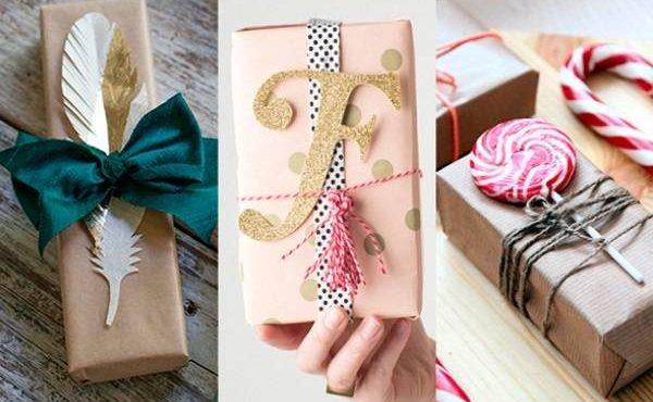 hộp quà giáng sinh handmade