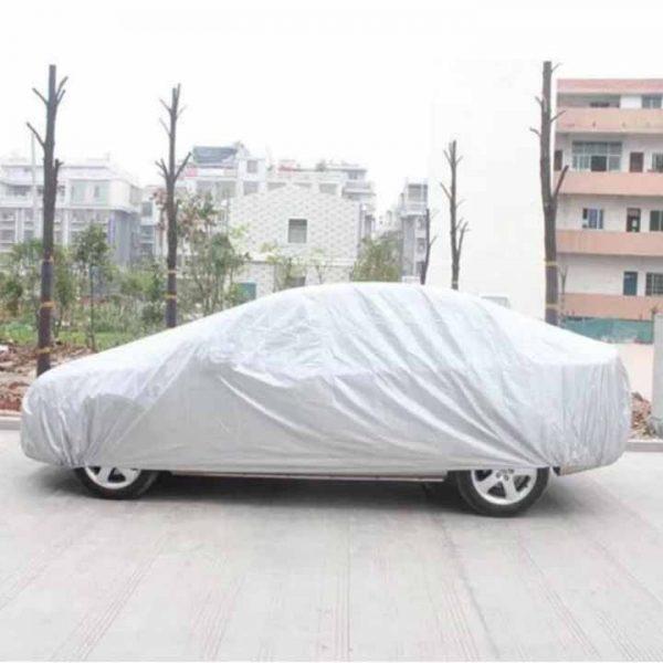 quà tặng cho mùa mưa bạt trùm ô tô, xe máy