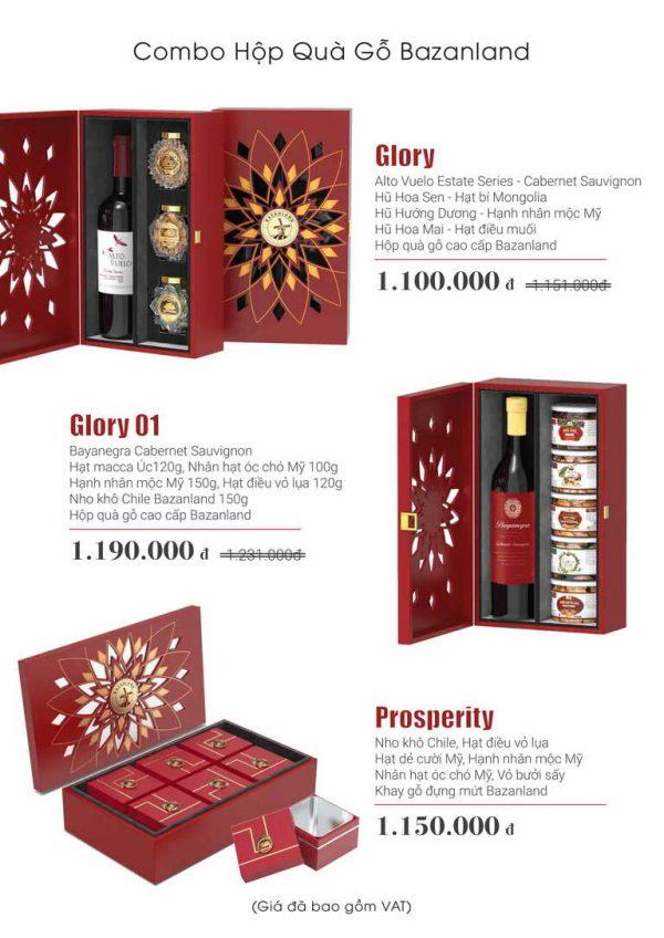 bảng giá quà tặng doanh nghiệp: hộp quà tết