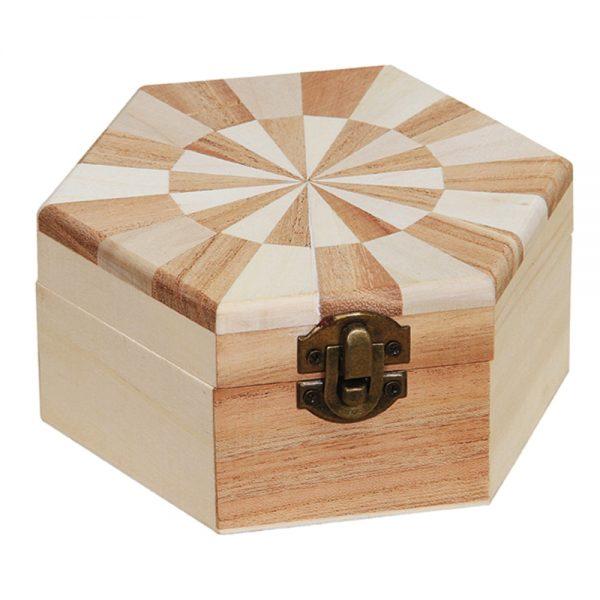 Hộp quà gỗ sang trọng