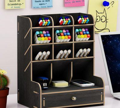 Khay trưng bày bút càng đẹp doanh số bán càng cao