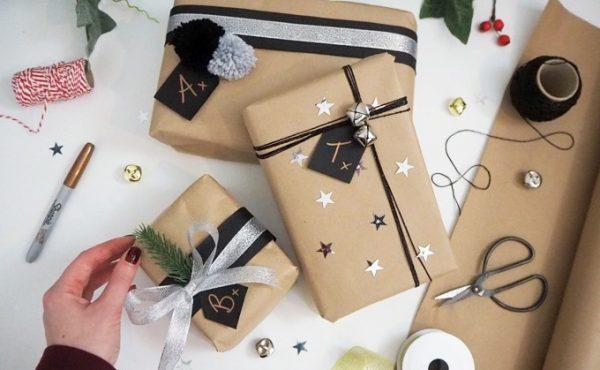 hộp quà noel