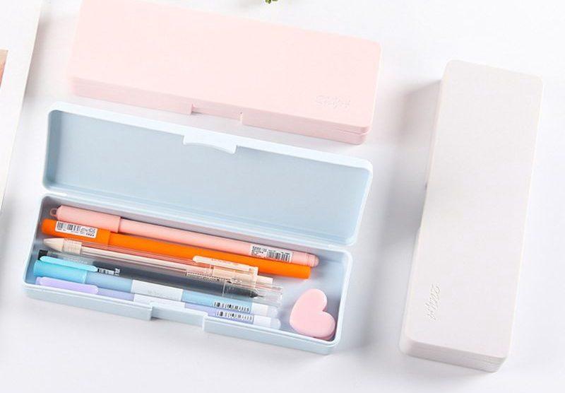 Vì sao hộp đựng bút bằng nhựa được ưa chuộng?