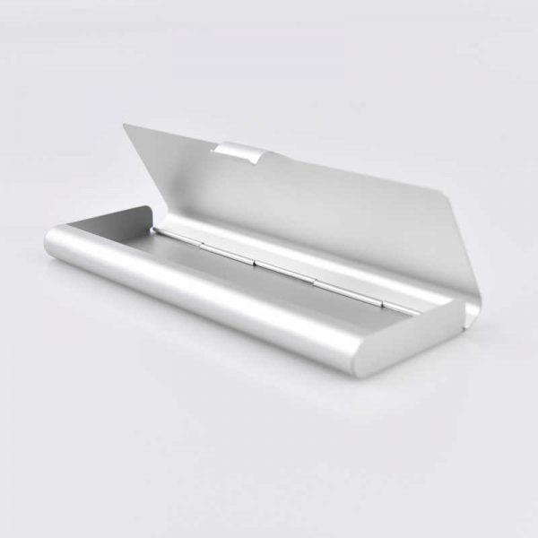 hộp bút kim loại