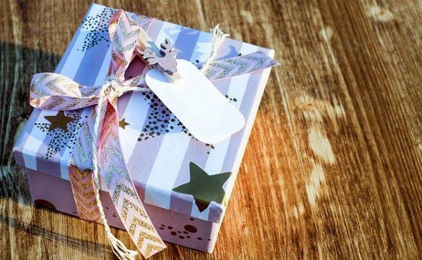 hộp quà giáng sinh có nắp