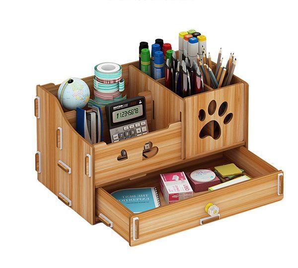 hộp đựng bút để bàn đẹp 1