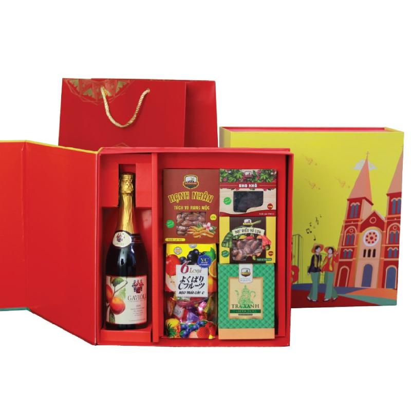 Top 3 mẫu hộp quà tết 500k thu hút nhất trên thị trường