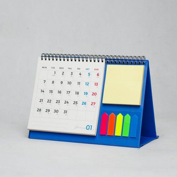 lịch để bàn chữ A 6