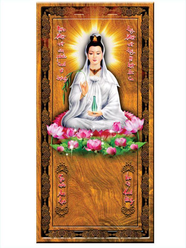 Lịch gỗ Phật Quan Âm