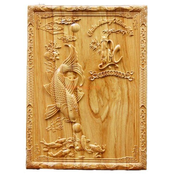 Lịch gỗ treo tường giá rẻ
