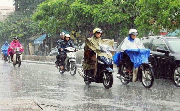quà tặng cho mùa mưa