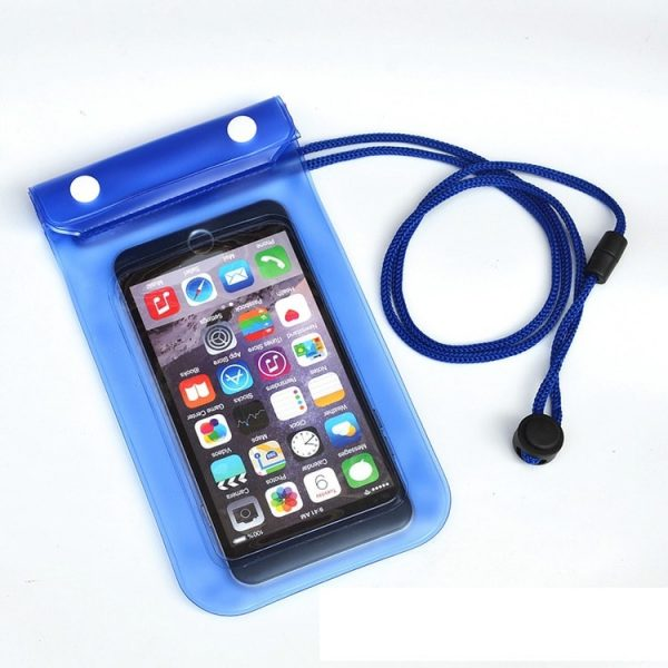 quà tặng du lịch túi đựng điện thoại dưới nước