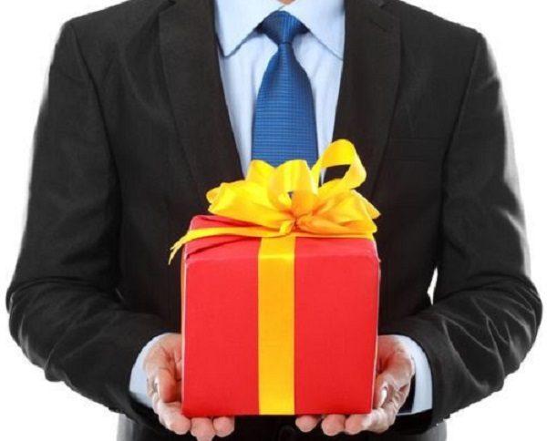 quà tặng đối tác