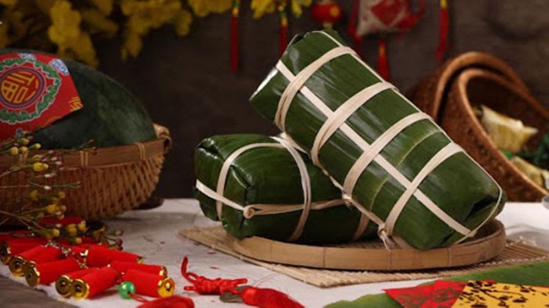 Bánh Tét - món quà tặng đầy ý nghĩa của người miền Nam