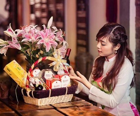 Lựa chọn quà tết ý nghĩa cho khách hàng dịp tết 2021
